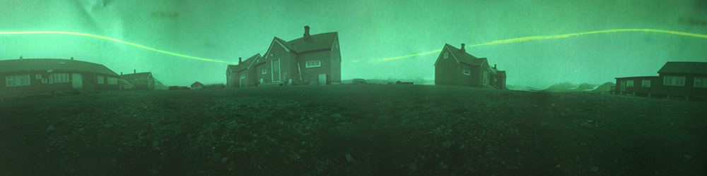 touch base panorama solargraphy netherlands arctic station