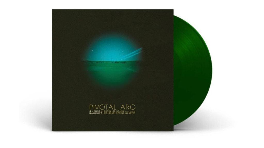 pivotal arc album cd quinsin nachoff nathalie bonin