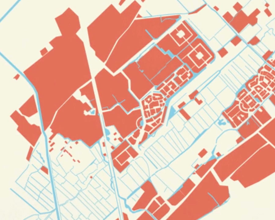 gemeente teylingen map